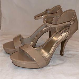 Unlisted ankle strap sandal